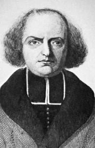 L'abbé J.-P. Migne (1800-1875)